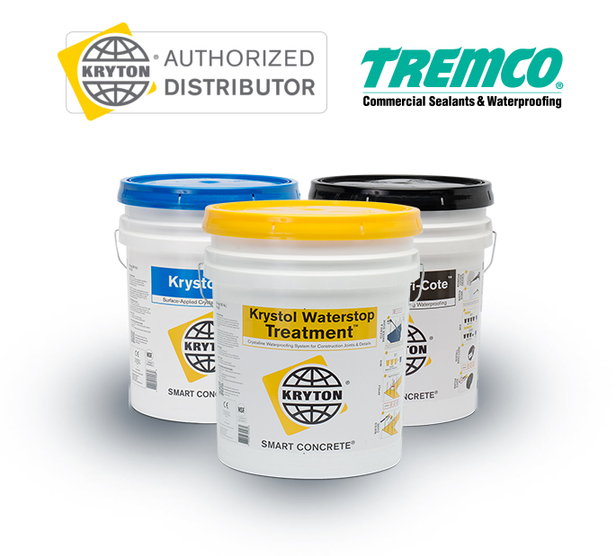 Dry Concrete Distributor for Kryton and Remco