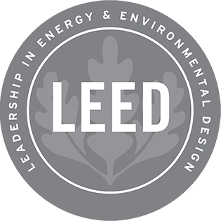 Dry Concrete LEED