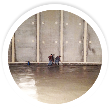 Dry Concrete Water Tank Repair Services and More