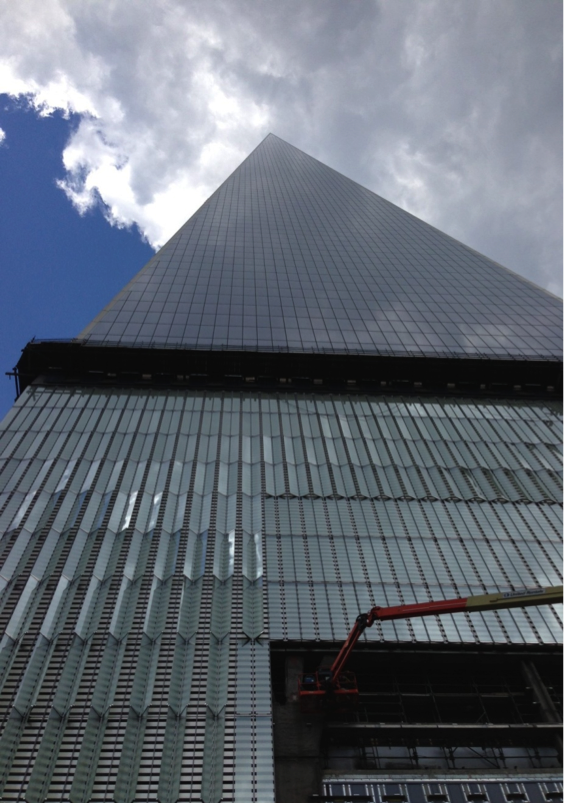 Kryton material approved by PATHNYNJ for repairs on new World Trade Tower.